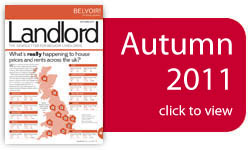 Belvoir Landlord Newsletter - Autumn 2011