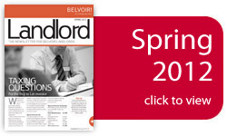 Landlord Newsletter - Summer 2011